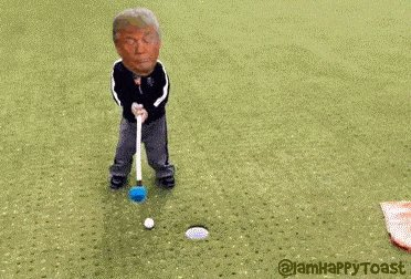 When trump realises he didnt make America great again after 4 years. Tune in next week as he is divorced and acting like a child saying life's not fair ect.  #ByeFelicia #ByeByeTrump  #ByeTrump