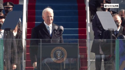 BREAKING: Joe Biden has been sworn in as the 46th president of the United States.  #InaugurationDay
