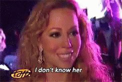 Meh. We still don't know her. 🦋 #lambily