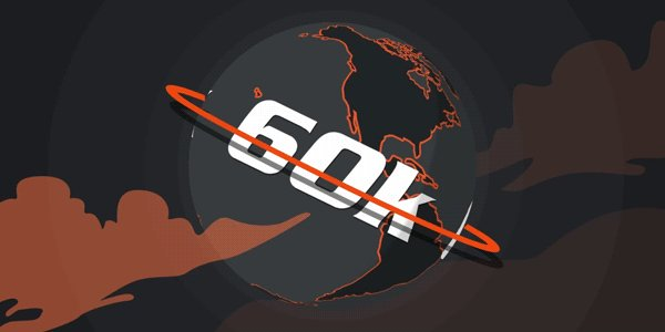 🚀60K FOLLOWERS GIVEAWAY🚀  🔄3 RANDOM RTS -🥇TSB Key🥈$200🥉$100  Another huge milestone achieved thanks to the support of our users & followers from all regions🤎  TAG A FRIEND WHO NEEDS THIS SHIT💩