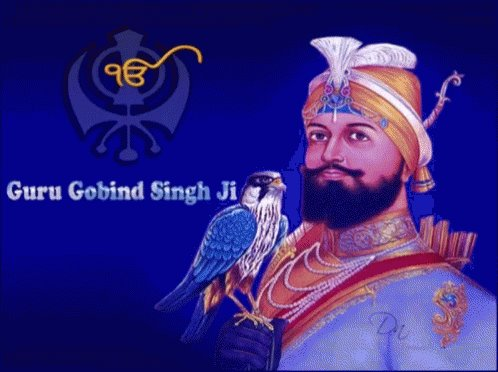 On this #Inauguration day #sikhs also are also celebrating #gurugobindsinghjayanti! Happy #GuruGobindSingh #Jayanti to all! #Gurpurab #GuruGobindSinghJayanti2021