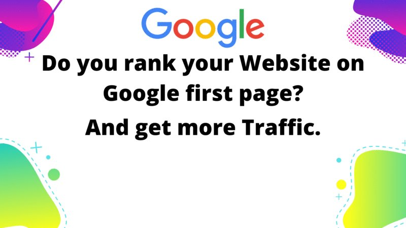 Do you rank your Website on Google first page? Pls contact me.  Whatsapp: +8801746-144916 Skype: Nilima Sarker RX Mail: nilimasarker5790@gmail.com Inbox me  #BernieSanders #CelebratingAmerica #ThingsImGonnaMissAboutTrump #RHOSLC #AEWDynamite