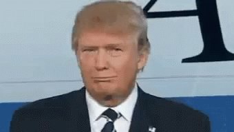 我会想念川普的搞笑表情包,还有他的汉堡包🍔 话题:想念川普的那些事  #ThingsImGonnaMissAboutTrump