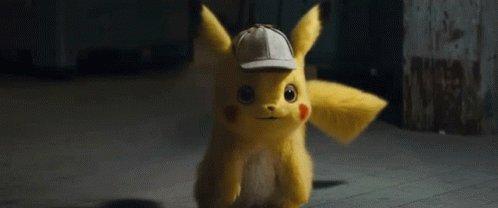 #CelebratingAmerica detective pikachu !?