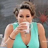 Jen! Yo, Heather a real one w/ some quick ass reflexes. She caught her like a toddler that jumped off some furniture. #RHOSLC