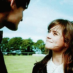 #NationalHuggingDay #DoctorWho #11thDoctor #ClaraOswald
