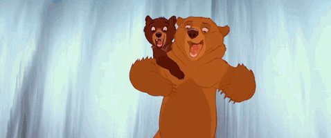 #Goodmorning☀️☕️ and #HappyThursday! I hope you all have a wonderful day😊! #BrotherBear🐻🧸💦⛰🌲🍃 @DisneyChris73 #Disney✨ #thursdaymorning #ThursdayThoughts