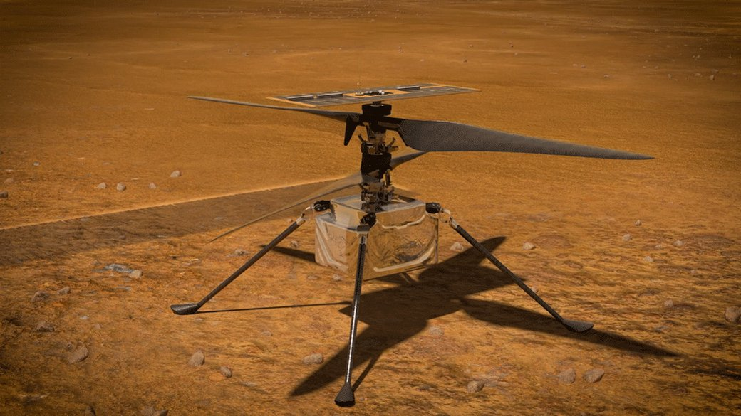 When @NASAPersevere lands on Mars, it's bringing along Ingenuity. This experiment will attempt the 1st controlled flight on another planet. If successful, the helicopter could lead to more advanced tech. Here are six things to know:  #CountdownToMars