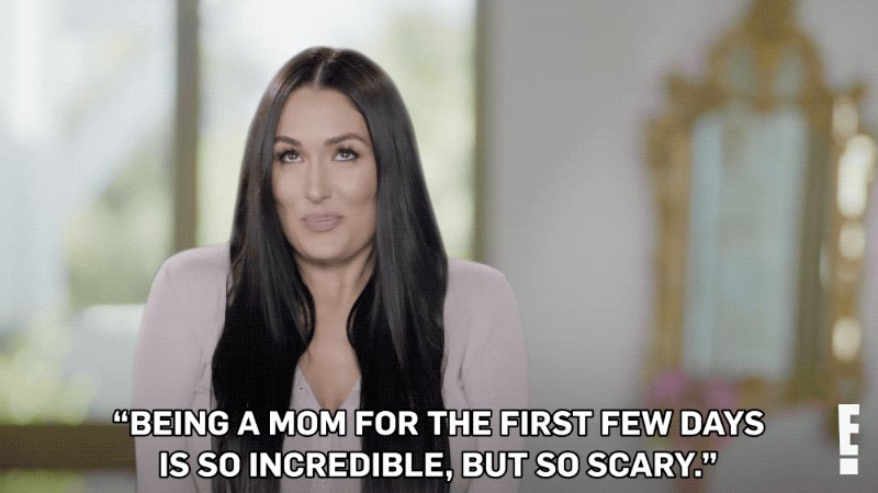 Replying to @totalbellas: How many of you #BellaArmy moms can relate? #TotalBellas
