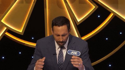 When you have to give back that $1 million wedge 🥺  #CelebrityWheelOfFortune