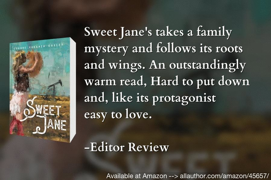 Sweet Jane-finalist in #literary fiction 2020 International Book Awards and also Reader Favorites! #kindleunlimited #mustread #bookrecommendations #IAN1 #IARTG