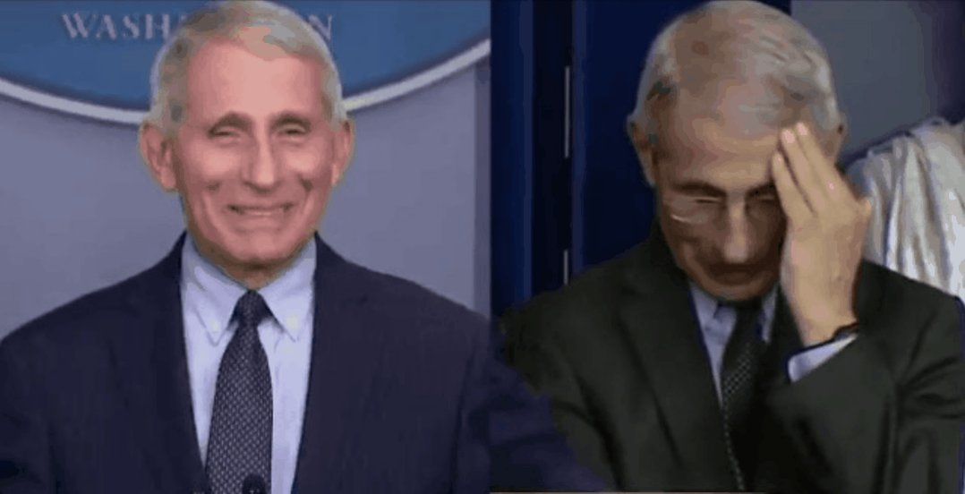 #HowItsGoing  #howitstarted  Anthony Fauci