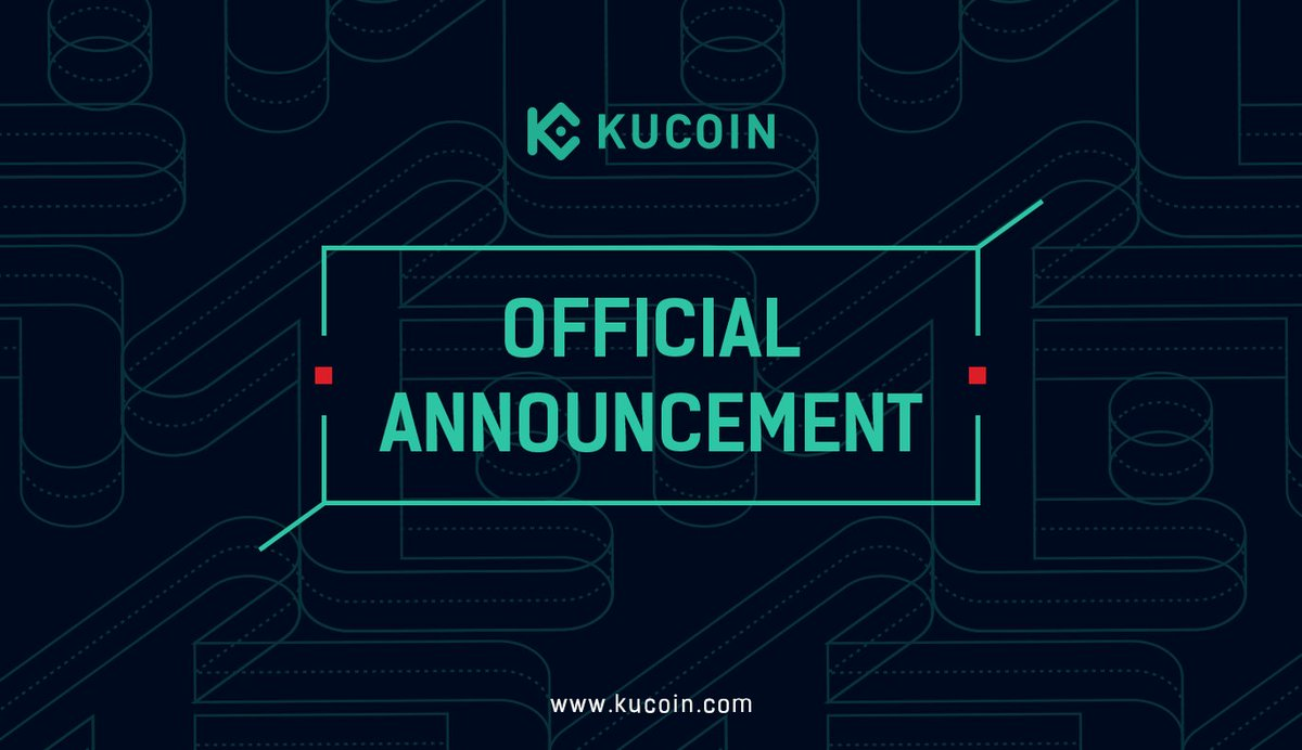 Image for the Tweet beginning: #KuCoin has completed the distribution