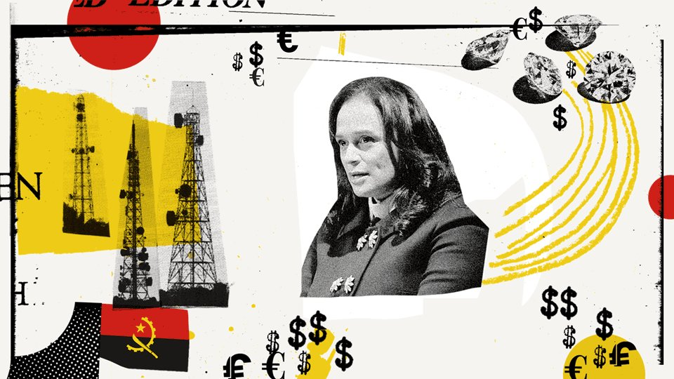 Here's how Isabel Dos Santos, once Africa's richest woman, went broke: