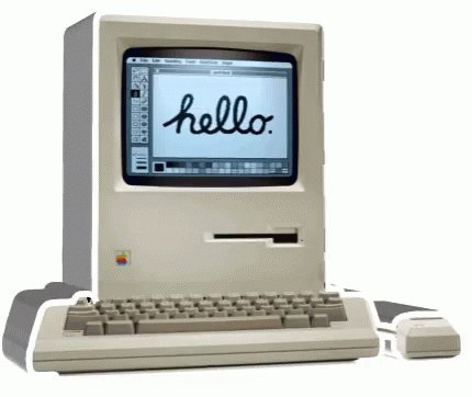 Image for the Tweet beginning: #OnThisDay: Apple Computer launches the