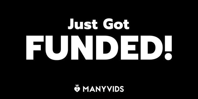 Just got funded & now I'm closer to my goal! Thank you! https://t.co/ZuUvkcwMYk #MVSales https://t.c