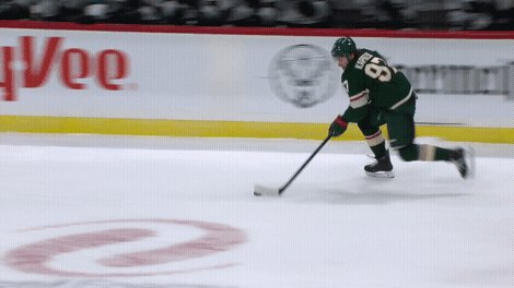 Kirill Kaprizov's confidence is sky high right now. 😤  #NHLonSN #ItsOn