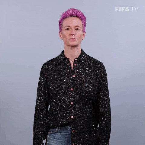 Is there going to be another #uswnt hat trick tonight?  Amazing @mPinoe