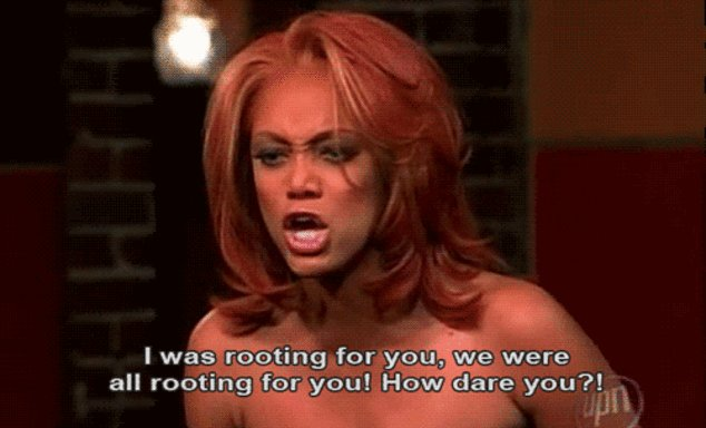 Tyra to Kahmora #DragRace