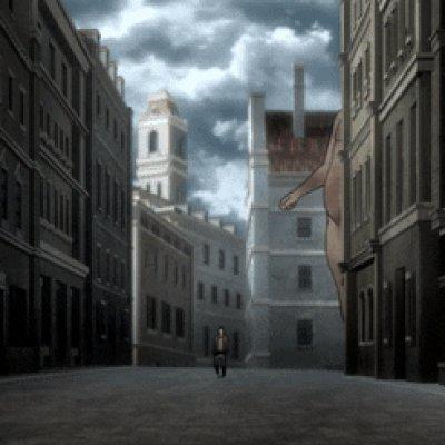 ¿Con qué escena animarías a alguien a ver anime? Nosotrxs con esta.  📺 : Ataque a los Titanes