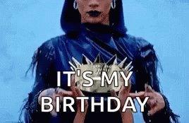 It's my birthday!!! 27 please be good to me! 🥳🎊🎉🎈🎂💕💕