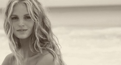 #Summer  #Angel  #Hair  #Blond  #VictoriasSecret  #ErinHeatherton