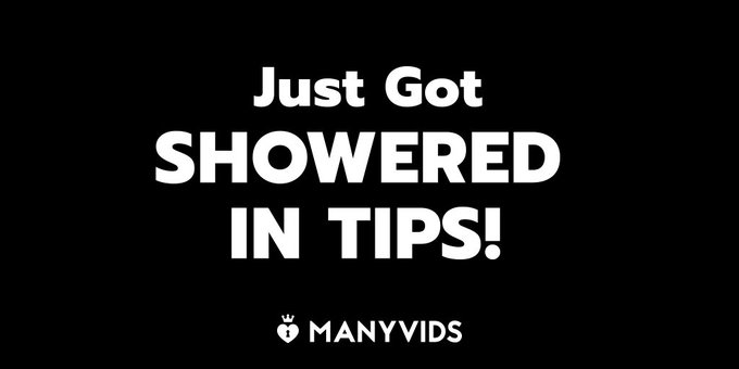 I just got tipped! Like what you see? You can leave one too! https://t.co/nz25K80W1J #MVSales https://t