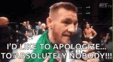 Let's go Connor #UFC257