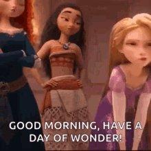 Good morning 🌞! I hope you all have a wonderful Saturday! 😃❤️ #goodmorning #GoodMorningTwitterWorld #GoodMorningEveryone #SaturdayMorning #SaturdayThoughts #SaturdayVibes #Saturday #Disney #disneyprincess @Disney