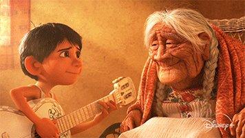 Credi davvero che dopo averlo visto 3 volte non puoi più piangere così tanto per un film?? Ah, illuso #Coco