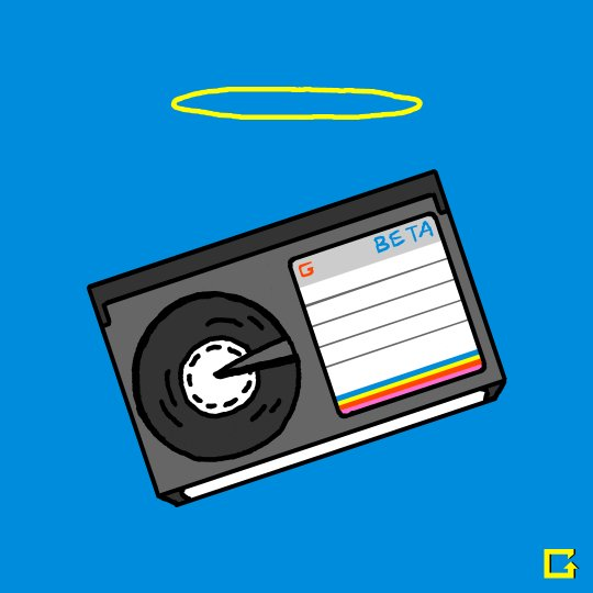 #IOwnARidiculousAmountOf  Betamax Tapes  Vinyl & Cassettes are making a Comeback So WHY!! can't Betamax😳