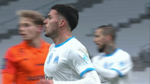 🤩 Radonjic caps off a positive start for OM, getting in behind Sidibe and slotting beautifully past Lecomte!