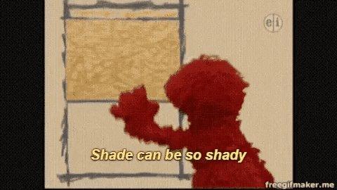 Shade Elmo GIF by moodman