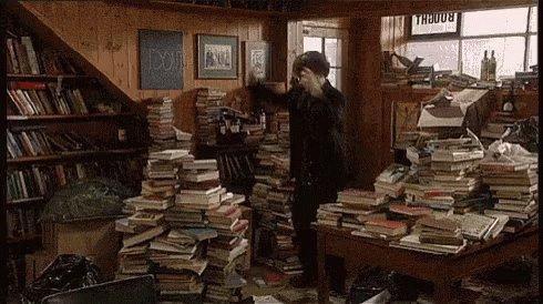 #IOwnARidiculousAmountOf books.
