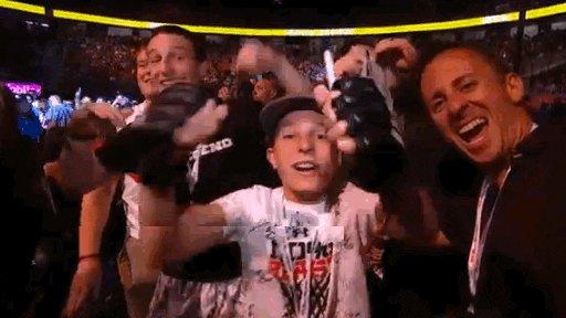 LETS GET THIS #UFC257 crack!n bruuuuuuh!!!!!!   I'm fuckin hype!!!