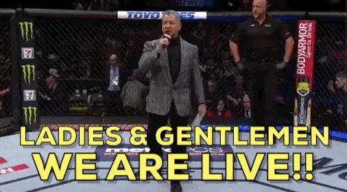 LETS GOOOO #UFC257