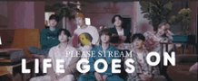 Happy Saturday @OnAirRomeo and @MostRequestLive!  Please could we hear 'Life Goes On' by #BTS on #MostRequestedLive tonight?🎶 That will make us all happy!!!