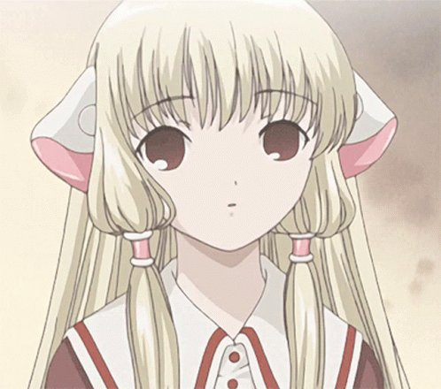 For how sexual chobits is, Chi is ultimate little energy https://t.co/i3lbgc3Lvj
