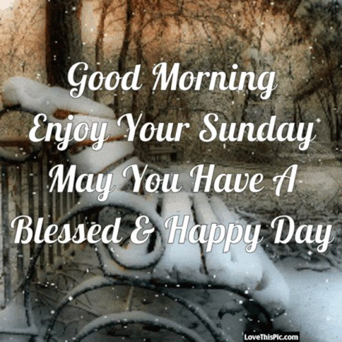 Good morning Tweethearts!  Have a wonderful Sunday!  #SundayMorning #sundayvibes
