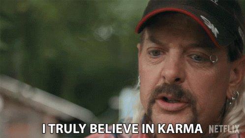 @MMAFighting @DamonMartin Karma #ConorMcGregor #UFC257 #UFC #PoirierMcGregor2