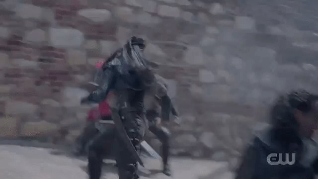 I'm really hoping to see lots more amazing fight choreography in #theoutpost s4 these 3 are seriously kickass fighters and their skills are fantastic to see on screen. @outpostseries @OutpostLadies
