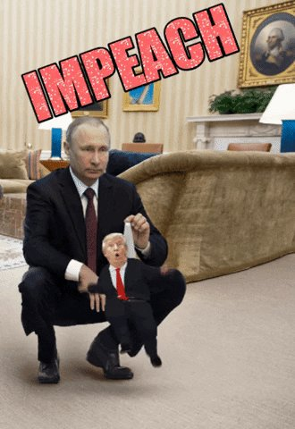 Replying to @JamesSNYC: @ananavarro @newtgingrich Trump is Putin's puppet. They're on the same team, Newt.