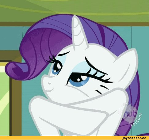 I'm thinking about Rarity again
