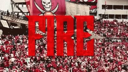 RAISE THE FLAGS & FIRE THE CANNONS! #NFCChampionship #Buccaneers  PS: I still despise #tombrady