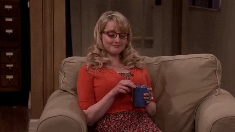 """""""Sometimes he solders at home with his shirt off. It's like a beer commercial."""" - Bernadette (The Big Bang Theory, """"The Solder Excursion Diversion""""; Season 9, Episode 19)  💥 @bigbangtheory  💥 @MelissaRauch  ----- 💥 #BigBangTheoryQuotes 💥 #MondayMood"""