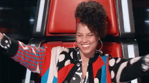 Happy Birthday to this Queen, Alicia Keys! Love her and her music very much.