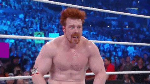 Who did @WWESheamus piss off?! Just essentially pulled a broadway on #WWERaw No matter...Thank you Sheamus!