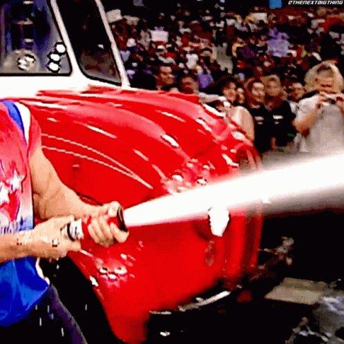 @RealKurtAngle Remember when Milk-O-Mania ran wild? #WWERaw #RAW #ItsTrueItsTrue