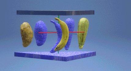 Image for the Tweet beginning: Virtual Reality  #digitalart #cryptoart #Opensea #fruit