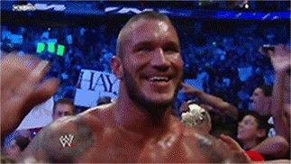 #WWERaw  Women : We want gender equality Orton: Hold my RKO @RandyOrton  @AlexaBliss_WWE